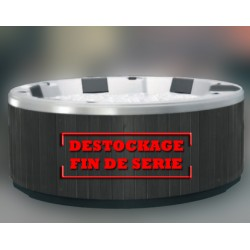 SPA CRYSTAL R ACCESS - 5 PLACES TABLIER GRIS